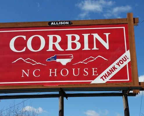 kevin corbin nc representative